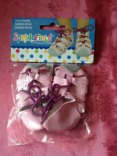 "Springfield Doll Clothes -  Pink Sandals  fits American Girl Or 18"" Doll"