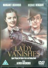 THE LADY VANISHES DVD (1938)