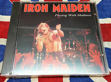 Iron Maiden / PLAYING WITH MADNESS RARE INTERVIEW CD BOX 1991 NEW & SEALED