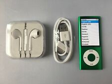 Apple iPod nano 5th Generation Green (16 GB) new