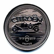 95 MARLY-LA-VILLE Citroën, 1919-2019, 2019, Monnaie de Paris