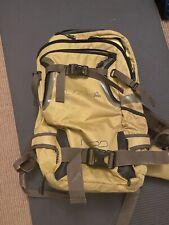 Nitro Snowboards Slash 25 Pro Backpack 25L Yellow. Rare.