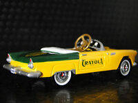 """Pedal Car Ford """"Too Small For Child To Ride On"""" Mini Metal Body Collector Model"""