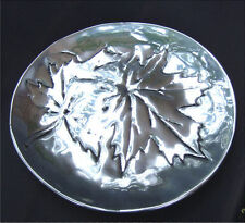 Post - 1940 Antique Silver Plate Dishes/Coasters
