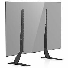 "Universal tv Stand Base For 37"" -55"" Flat Screen Sony Vizio Panasonic LG TVs LCD"