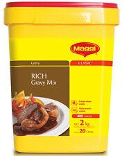 Maggi Classic Rich Gravy Mix 2kg