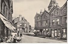 Early YEADON Main Street - shops, people