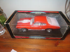 ERTL 1969 Pontiac GTO Bobcat  1/18