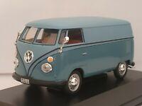 1/43 VOLKSWAGEN VW T1 VAN BULL FURGONETA COCHE DE METAL ESCALA SCALE CAR DIECAST