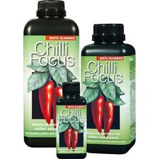 GROWTH TECHNOLOGY CHILLI FOCUS 300ml fertilizzante peperoncino fertilizer g