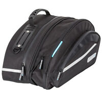 Spada Luggage Expandable Sports Motorcycle Panniers Inc Waterproof Cover 17L/22L