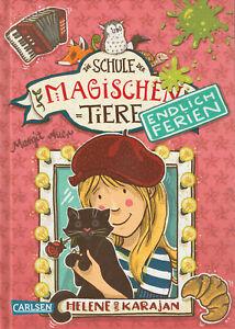 Die Schule der magischen Tiere - Endlich Ferien 4: Helene und Karajan, NEU*