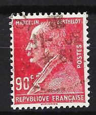 France 1927 type Merson Yvert n° 243 oblitéré 1er choix (2)