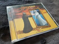 Symphony X - V the New Mythology Suite 2000 CD Like New Progressive Metal