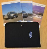 FORD TRANSIT 2013-2018 OWNERS MANUAL HANDBOOK NAVI SYNC AUDIO SERVICE Book PACK