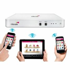 HDKaraoke HDK Box 2.0 Wi-Fi Karaoke Machine System For TV/iPad/iPhone/Android
