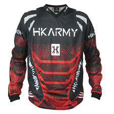 HK Army Freeline Paintball Jersey - Fire - Small