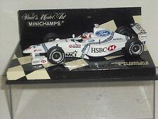 Minichamps Stewart Ford SF 2 Barrichello 400 980018