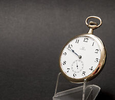 OMEGA Taschenuhren mit 12-Stunden-Zifferblatt