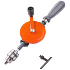 Wood Woodworking Hand Drill Teaching Supplies Accessories Manual Drilling Tool