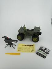 G.I JOE COBRA ROC RISE OF COBRA TIGER CLAW ATV 4X4 FERRET COMPLETE VEHICLE