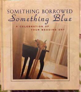 5! Something Borrowed, Something Blue: by Ellyn Sanna (Miniature HC)