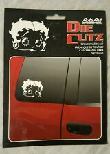 BETTY BOOP Head -Die Cutz -Auto Art - car decal sticker Weather Resistant Vinyl