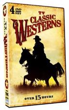 TV Classic Westerns (4pc) 011301698346 With Joel McCrea DVD Region 1