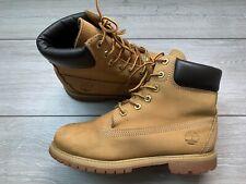 Women's TIMBERLAND Waterproof Leather Boots Size | US 8 | UK 6 | Tan