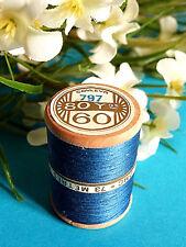 749B/ Splendid Spool Of Thread Alsa For Embroidery No. 60 Blue Midnight No. 797