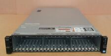 "DELL PowerEdge R720xd 24 x 2.5"" Bays 2U Rack Server Chassis ONLY"