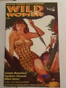 Paragon WILD WOMEN (1999) Bill Black, Vampire Lovers, Ingrid Pitt, Irish McCalla