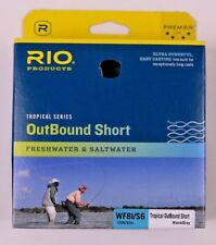 Rio Tropical OutBound Short WF8I/S6 Fly Line Free Fast Shipping 6-20375