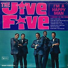 the JIVE FIVE i'm a happy man U.S. U.A.LP UAL-3455_orig 1965 MINT PERFECT SEALED