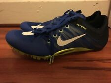 Nike Zoom Ja Fly 2 Track Spikes Mens Sz 14 RARE Blue Green 705373-413 NNB