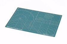 TAMIYA Craft Tools No 118 CUTTING MAT A4 Size GREEN 74118 NEW from Japan F/S