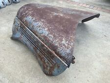 1938 1939 Ford Truck Pickup Panel Original Hood Top And Side