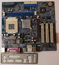 Placa base Shuttle mk35 mk35n mk35s007, sockela 462, AMD motherboard top! (z14)