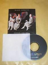 RARE CD PRESSAGE JAPON / BLACK SABBATH / HEAVEN AND HELL / TRES BON ETAT