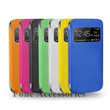 Samsung Galaxy S4 Mini I9190 Flip Case Battery Cover + Protector De Pantalla + Stylus