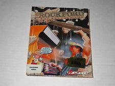 Rockford: The Arcade Game (Amiga, 1988) Ultra Rare, Vintage Game
