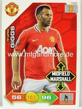 ADRENALYN xl Manchester united 11//12 #015 ryan Giggs-Home Kit