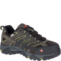 Merrell Men's J45313 Moab 2 Vent Composite Toe Waterproof Safety Work Shoes