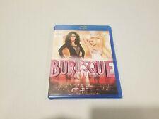 Burlesque (Blu-ray Disc, 2014) New
