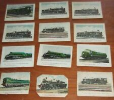 A&BC Railway/Trains Collectable Confectionery & Gum Cards