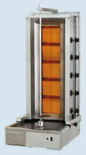 CANMAC 5 Burner Doner Kebab Machine NATURAL GAS