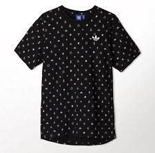 Adidas Symbol Tee Shirt Black AB7853 Men's Shirt Size L