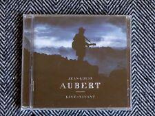 JEAN-LOUIS AUBERT - Live = vivant - CD