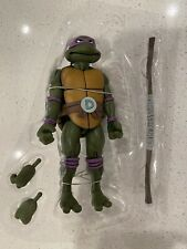 New NECA TMNT 7? Cartoon Donatello Rare Original Dark Green Color Ninja Turtles