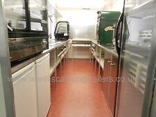 16 ft Multi-Use Mobile Catering Trailer/ Food Van